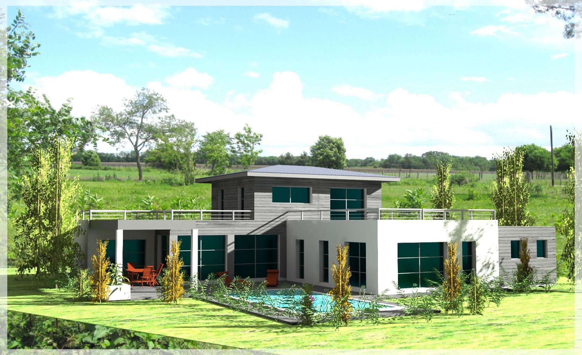 Constructeur de maison landes pays basque projets for Constructeur de maison 01